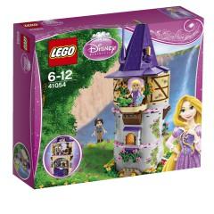 レゴ ディズニープリンセス ラプンツェルのすてきな塔