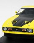 ミニチャンプス 1/43 フォード マスタング マッハ1 1971 イエロー