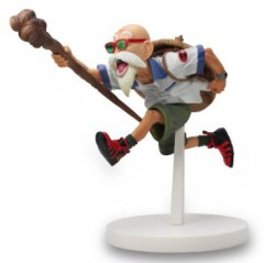 ドラゴンボール Scultures BIG 造形天下一武道会3 其ノ三 亀仙人 フィギュア おもちゃ プライズ バンプレスト