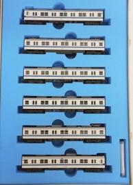 東武鉄道8000系更新車6両セット