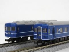 24系24形 寝台特急「日本海」7両