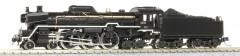 C61形 蒸気機関車13号機 九州タイプ変形デフ