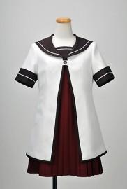 ゆるゆり 七森中学校制服(夏服)