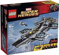 マーベルスーパーヒーローズ ザ・シールド ヘリキャリア 76042