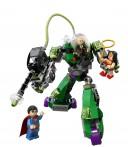 スーパーマンvs パワー・アーマー レックス 6862