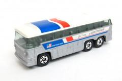 トミカ 青箱 F49 グレイハウンドバス MC-8 1Hホイール