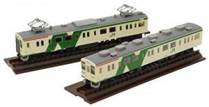 鉄道コレクション 鉄コレ JR107系 0番代 日光線 旧塗装 2両セットの画像