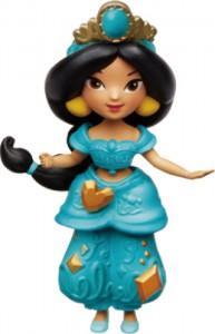 ディズニープリンセス リトルキングダム ドール ジャスミン姫の画像