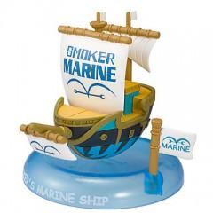 ゆらゆら海賊船コレクション2 スモーカーの海軍船
