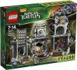 LEGO タートルズの隠れ家への侵入