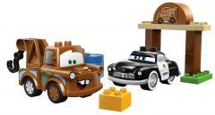レゴ (LEGO) デュプロ カーズ メーターのヤード 5814