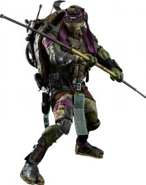 Teenage Mutant Ninja Turtles Donatello 1/6スケール